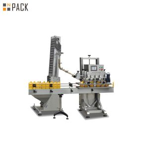 Automatic Spindle Capping Machine