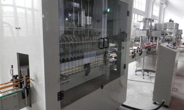 不銹鋼全自動漂白灌裝機