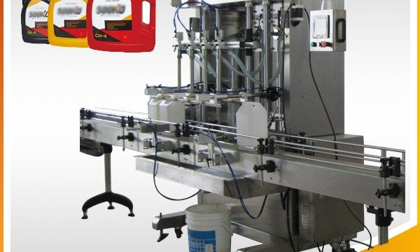 500ml-2L自動液體洗滌劑灌裝機/洗滌液灌裝機