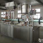 競爭製造商高科技椰子油填充機