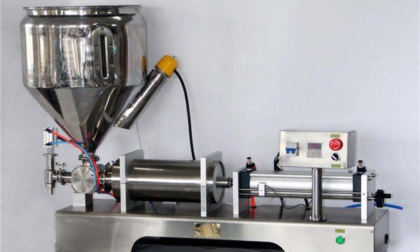 罐裝手動醬汁灌裝機