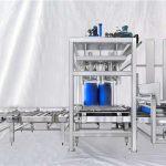 可定制的ESDF系列100-1000L容量大鼓自動灌裝機
