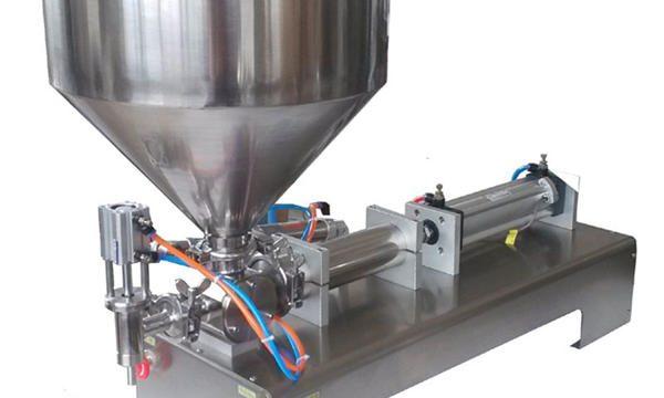 工廠價格手動氣動膏體灌裝機