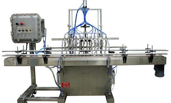 自動活塞式液體灌裝機50ml-1L